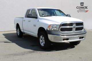 Used 2013 RAM 1500 4WD Quad Cab 140.5 for sale in Courtenay, BC