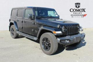 Used 2019 Jeep SAHARA Sahara 4x4 for sale in Courtenay, BC