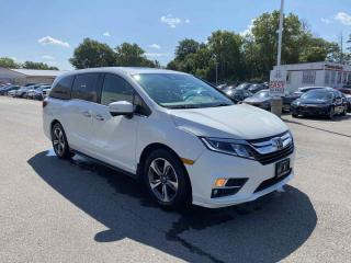 Used 2019 Honda Odyssey EX-L RES 4dr FWD Passenger Van for sale in Brantford, ON