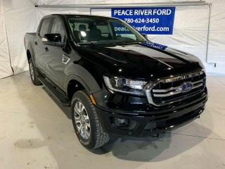 New 2020 Ford Ranger LARIAT 4x4 SuperCrew 126.8 in. WB for sale in Peace River, AB