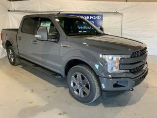 New 2020 Ford F-150 Lariat 4x4 SuperCrew Cab Styleside 145.0 in. WB for sale in Peace River, AB