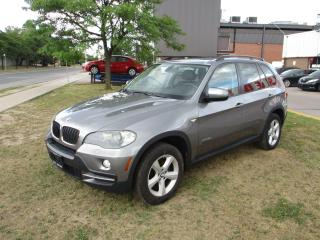 Used 2010 BMW X5 30i ~ X-DRIVE ~ w/NAVIGATION for sale in Toronto, ON