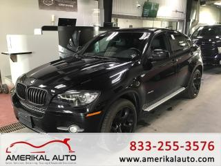 Used 2009 BMW X6 35i for sale in Winnipeg, MB