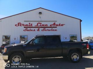 Used 2009 GMC Sierra 1500 SLE for sale in North Battleford, SK