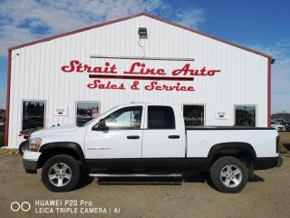 Used 2006 Dodge Ram Pickup 1500 for sale in North Battleford, SK