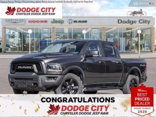 New 2020 RAM 1500 Classic Warlock for sale in Saskatoon, SK