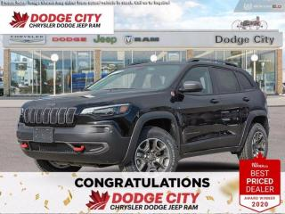 New 2020 Jeep Cherokee Trailhawk for sale in Saskatoon, SK
