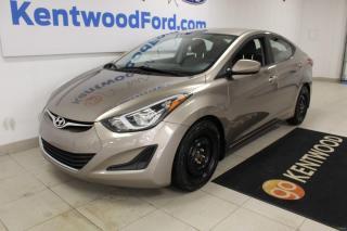 Used 2016 Hyundai Elantra 3 MONTH DEFERRAL! *oac   for sale in Edmonton, AB