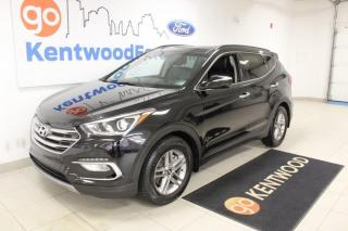 Used 2017 Hyundai Santa Fe Sport Luxury for sale in Edmonton, AB