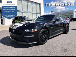 Used 2019 Ford Mustang GT PERFORMANCE PACK 1 for sale in Victoriaville, QC