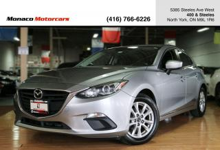 Used 2014 Mazda MAZDA3 HB GS - NAVIGATION|BACKUP CAMERA|PUSH START for sale in North York, ON