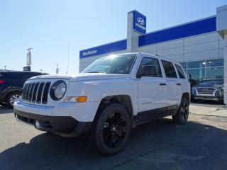 Used 2016 Jeep Patriot NORTH 4X4/BACKUPCAM/HEATEDSEATS/ALLOYS for sale in Edmonton, AB