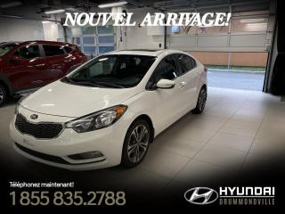 Used 2014 Kia Forte EX + GARANTIE + TOIT + MAGS + CRUISE + A for sale in Drummondville, QC
