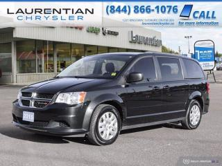 Used 2015 Dodge Grand Caravan SXT!!  BACKUP CAM!!  STOW & GO!! for sale in Sudbury, ON