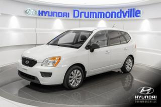 Used 2012 Kia Rondo LX + GARANTIE + MAGS + A/C + BLUETOOTH + for sale in Drummondville, QC