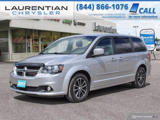 Used 2017 Dodge Grand Caravan GT - FULLY LOADED - 7 PASSENGER - UNDER $25,000 for sale in Sudbury, ON