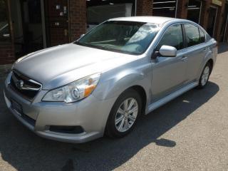 Used 2012 Subaru Legacy 2.5i Premium for sale in Weston, ON