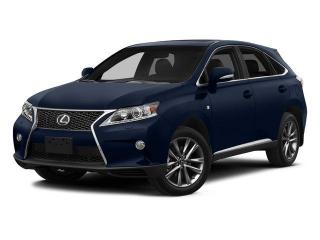 Used 2015 Lexus RX 350 350 for sale in Moose Jaw, SK