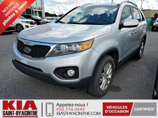 Used 2011 Kia Sorento ** EN ATTENTE D'APPROBATION ** for sale in St-Hyacinthe, QC