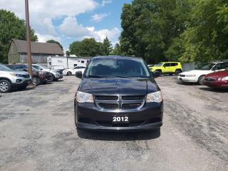Used 2012 Dodge Grand Caravan SXT for sale in Lucan, ON