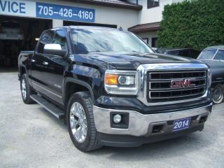 Used 2014 GMC Sierra 1500 SLT, 4X4, 4DR Crew , GFX Edition for sale in Beaverton, ON
