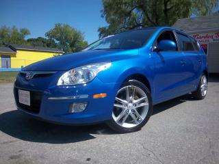 Used 2010 Hyundai Elantra Touring GLS Sport for sale in Oshawa, ON