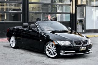 Used 2012 BMW 3 Series for sale in Toronto, ON