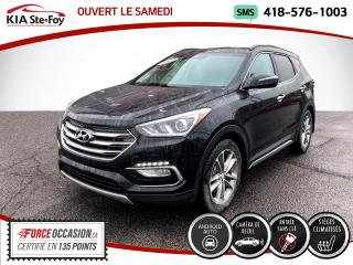 Used 2017 Hyundai Santa Fe Sport * LIMITED 2.0T* AWD* SIEGES CHAUFFANTS* for sale in Québec, QC