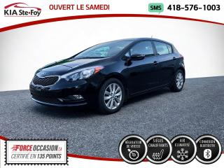 Used 2016 Kia Forte5 * LX+* SIEGES CHAUFFANTS* BLUETOOTH * for sale in Québec, QC
