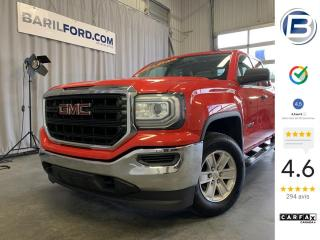 Used 2016 GMC Sierra 1500 Cabine double 4RM 143,5 po sport for sale in St-Hyacinthe, QC