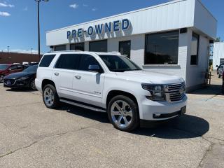 Used 2017 Chevrolet Tahoe Premier for sale in Brantford, ON