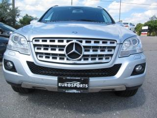 Used 2009 Mercedes-Benz M-Class 3.5L for sale in Newmarket, ON