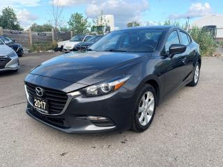 Used 2017 Mazda MAZDA3 GX for sale in Brampton, ON