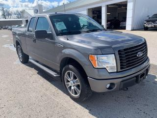 Used 2014 Ford F-150 STX for sale in Harriston, ON