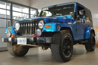 Used 2003 Jeep Wrangler SPORT for sale in Listowel, ON