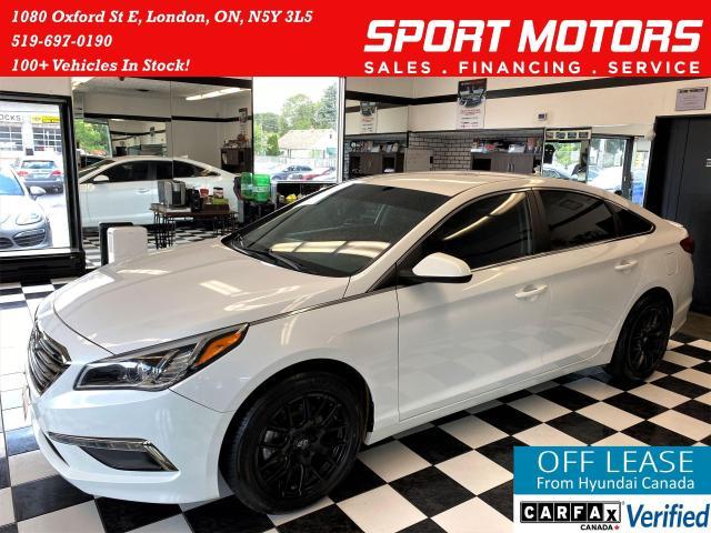 2017 Hyundai Sonata 2.4L GL+New Tires & Brakes+Camera+Heated Seats