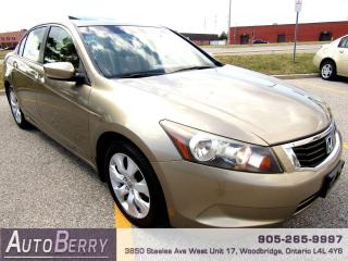 Used 2010 Honda Accord EX - 2.4L - Auto for sale in Woodbridge, ON