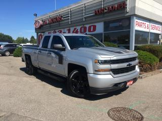Used 2018 Chevrolet Silverado 1500 Custom for sale in Port Dover, ON