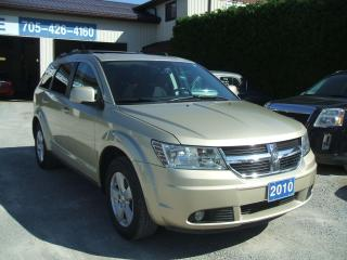 Used 2010 Dodge Journey SXT for sale in Beaverton, ON