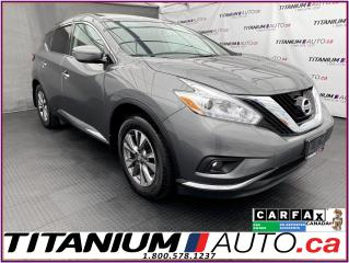 Used 2016 Nissan Murano SV+GPS+Camera+Pano Roof+Remote Start+Heated Seats for sale in London, ON