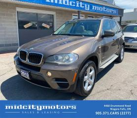 Used 2012 BMW X5 xDrive35i Premium 7-SEAT FULLY LOADED CLEAN CARFAX for sale in Niagara Falls, ON