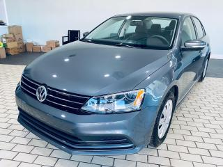 Used 2016 Volkswagen Jetta Trendline I AUTO I BACK UP CAMERA  I ANDROID for sale in Brampton, ON