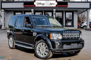 Used 2013 Land Rover LR4 LUX for sale in Ancaster, ON