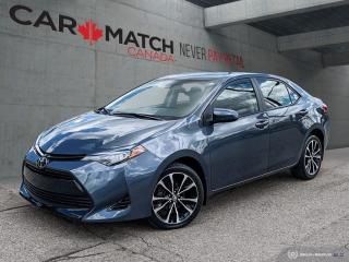 Used 2017 Toyota Corolla LE / ALLOY'S / 49,493 KM for sale in Cambridge, ON