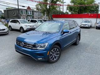 Used 2018 Volkswagen Tiguan COMFORTLINE for sale in Halifax, NS