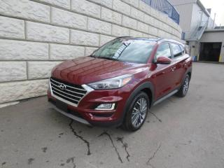 Used 2019 Hyundai Tucson Luxury for sale in Fredericton, NB