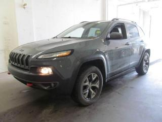 Used 2014 Jeep Cherokee Trailhawk for sale in Dartmouth, NS