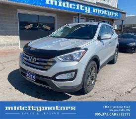 Used 2014 Hyundai Santa Fe Sport 2.4L Premium | ALL-WHEEL DRIVE | HEATED SEATS for sale in Niagara Falls, ON