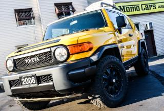 Used 2008 Toyota FJ Cruiser WINCH! CERTIFIED + WARRANTY! for sale in St. Catharines, ON