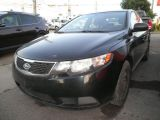 Photo of Black 2011 Kia Forte